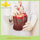 Einzelner Wegwerfbeutel des Blut-Cpda-1