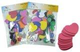 Figure della gomma piuma di EVA, autoadesivo creativo della gomma piuma di EVA
