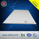 2つの溝が付いている薄板にされた表面PVC天井のタイル