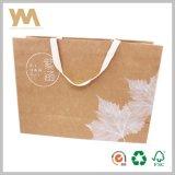 Выдвиженческий напечатанный бумажный мешок упаковки подарка для Garment&Shoes&Foods