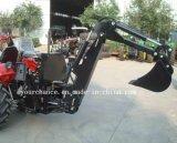 De Alta Calidad certificado CE Lw-4 12-20 3 puntos de enganche del tractor HP Mini excavadoras retroexcavadoras para la venta