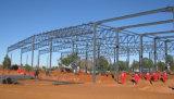 La estructura de marco de la armadura de acero con buen precio
