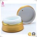 Cosmetic Stylish Packaging Cream Bottle with Hot Stamping Lid