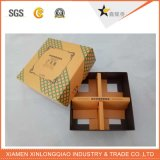 صنع وفقا لطلب الزّبون رفاهيّة ورق مقوّى [إإكسكللنت] نوعية يعبّئ/هبة/صندوق زخرفيّة مع علامة تجاريّة طباعة