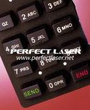 машина маркировки отметки гравировального станка маркировки лазера цилиндра металла 20W/лазера/лазера волокна