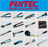 "Fixtec CRV 6"""""" 7 de 8 alicates con TPR doble asa de color"