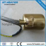 Calefator de faixa de bronze elétrico da indústria para a extrusora