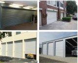 Коммерческие катучие стальные гараж поднимаемая шторка задней двери