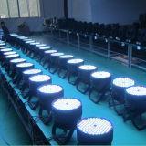 DMX 512 DJ 120X3w RGBW stade par des feux à LED