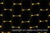 Feiertags-Beleuchtung-Nettodekoration des Weihnachtenim freien LED helle