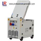 Generador Diesel Portátil de 8kVA Gerador Flip para Casa