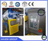 Freio da imprensa WC67Y-160X2500 hidráulica, máquina de dobra da placa de aço