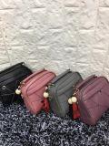 Signora alla moda Handbag (WDL099) del progettista delle donne della nappa Nizza