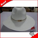 El papel de Sun disquete sombrero de paja
