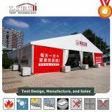 Espacio libre de PVC Aluminio Carpa Carpa de exposición