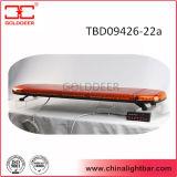 Véhicule ambre Lightbar ambre (TBD09426-22A) de camion de barre d'éclairage LED de dôme