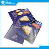 Impressão profissional do livro do cozinheiro do Hardcover