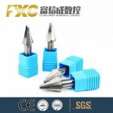 China Fornecedor de carboneto de alta qualidade em espiral cone bits para o aço