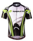 De nouveaux vêtements de cyclisme de sublimation Dry Fit Bike chemise sportswear athlétique