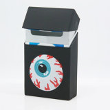 Hot Sale Eye Shape Étui de cigarette en silicone OEM Design