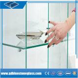 vidro de segurança figurado laminado decorativo 10mm grosso de 6mm 8mm