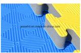 Estera protectora del suelo de los azulejos de la espuma antideslizante de EVA que se enclavija
