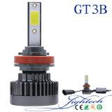 LEDの自動球根およびLEDの変換キット(H1 H3 H7 H8 H9 H11 9005 9006 H4 H13 9004 9007)が付いているH7 LEDのヘッドライトの球根
