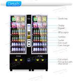 Smart máquina de venda de bebidas frias