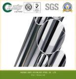 Tubo de acero inoxidable inconsútil de ASTM A312 Tp316/316L