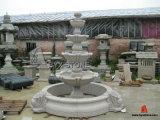 대리석 또는 화강암 훈장을%s 돌 코끼리 물 정원 샘