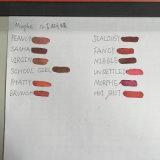 Le rouge à lievres mat liquide cosmétique 12PCS de Morphe a placé avec la relation étroite de proue