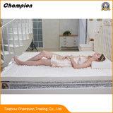 Colchón del látex para un soporte más eficaz, cómodo, suave