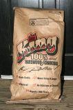 Настраиваемые коричневый крафт-бумажные пакеты с активированным углем барбекю