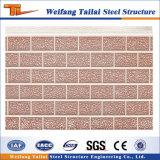 Строительный материал водонепроницаемый декоративные металлические композитные панели стены