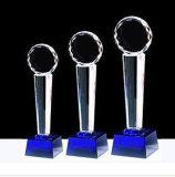 Самый лучший продавая трофей пожалования кристаллический стекла 2107 для оптовика
