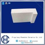 Alta fodera resistente all'uso delle mattonelle di ceramica dell'allumina con la L figura