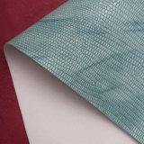 Lagarto animal artificial de pele Faux PU Bag equipamento para imitar o couro