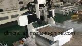 Mini bewegliche Schreibtisch CNC-Holzbearbeitung-Maschine