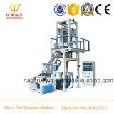 HDPE di plastica biodegradabile, macchina della pellicola del ventilatore del LDPE