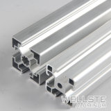 High Strength T-Slot Structural Aluminum Framing Extruded Profiles 30*40