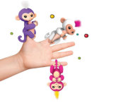지능적인 크리스마스 선물 Intelligentelectronic 애완 동물 아기 장난감 핑거 원숭이