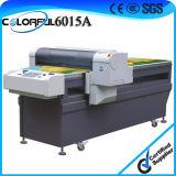 2880dpi Digital PU et cuir coloré de la machine d'impression (6015)