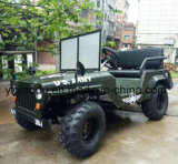 La CE aseguró New Kids 110cc Mini WILLYS JEEP en venta