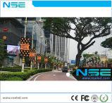 Publicidad de la serie inteligente/del alumbrado público poste LED de la gerencia P3/P4/P5/P6 de LAN/WiFi/3G