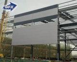 Depósito de fabricação personalizada Prefab Workshop de aço estrutural fábrica de construção metálica