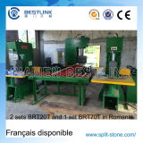 Paving Worktops를 위한 유압 Stone Splitting Machine