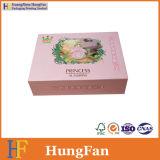 Opvouwbare Vakje van de Gift van de Verpakking van het Document van het Karton van de Kleding van de fabriek het Verpakkende