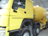 Sinotruk HOWO Misturador de cimento de ligas de aço manganês Truck Zz1257N3647c