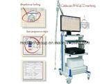 ECG Super-Estável e silencioso do sistema de teste do esforço de Meditech