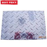 Placa de alumínio antiderrapante 3003 liga